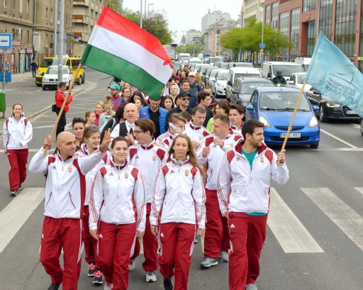 16th Annual Marathon for a Drug-Free Hungary